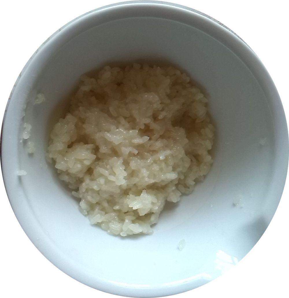 Bota mochi pâte en purée
